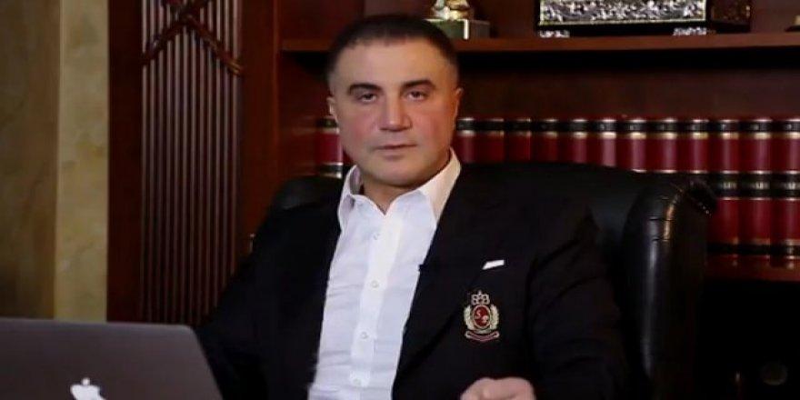 Sedat Peker'den Dikkat çeken Erdoğan ve Bahçeli Mesajı
