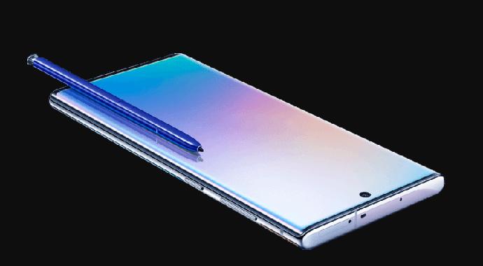 Galaxy Note 10 Lite Görücüye Çıkıyor