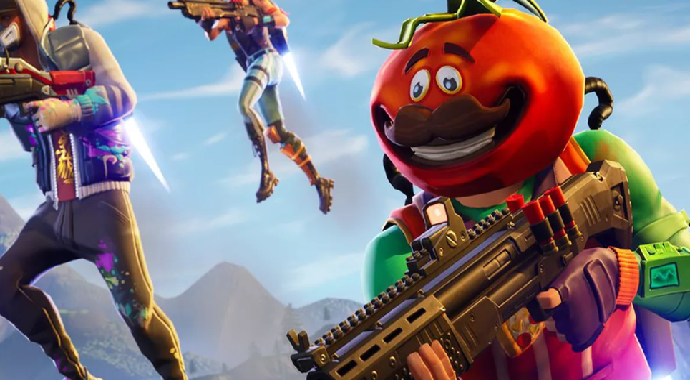 Fornite Battle Royale'de Yeni Sezon