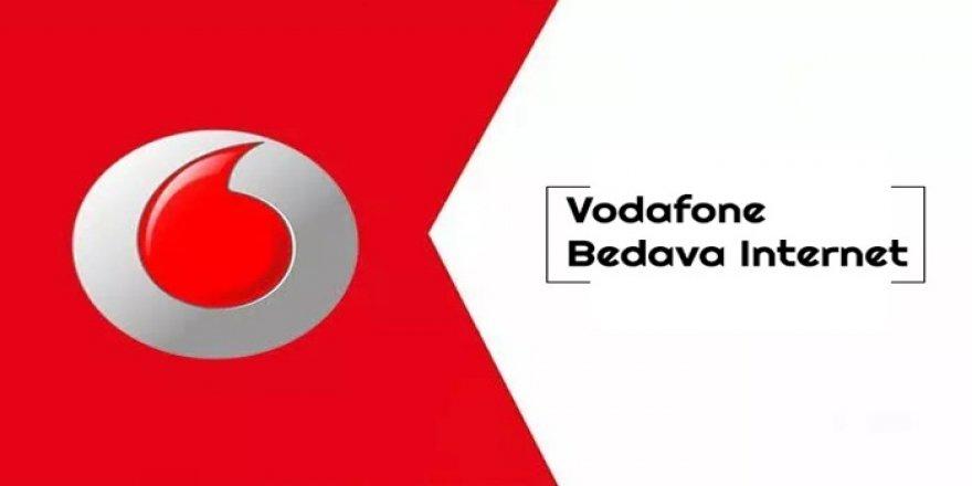 Vodafone 8 GB Bedava İnternet Veriyor... İşte detaylar...