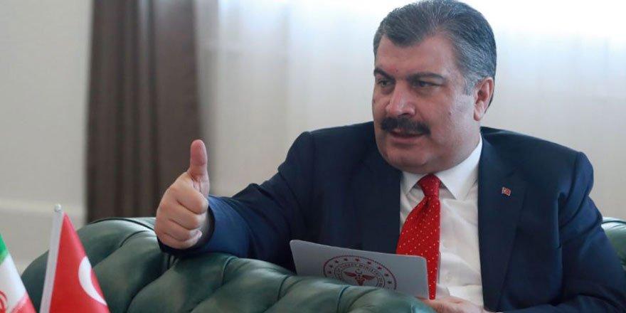 Bakan Koca'nın istifadan neden vazgeçtiğini canlı yayında açıkladı