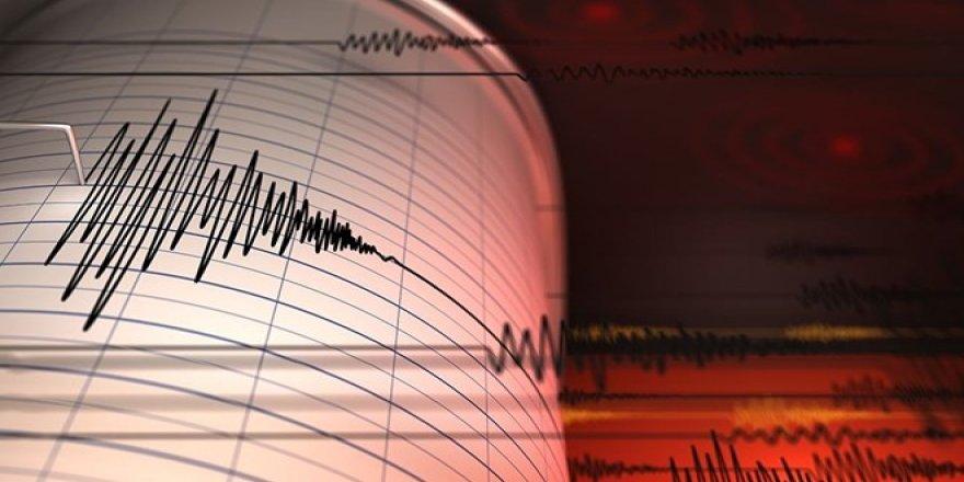 O ilmizde Beşinci deprem meydana geldi