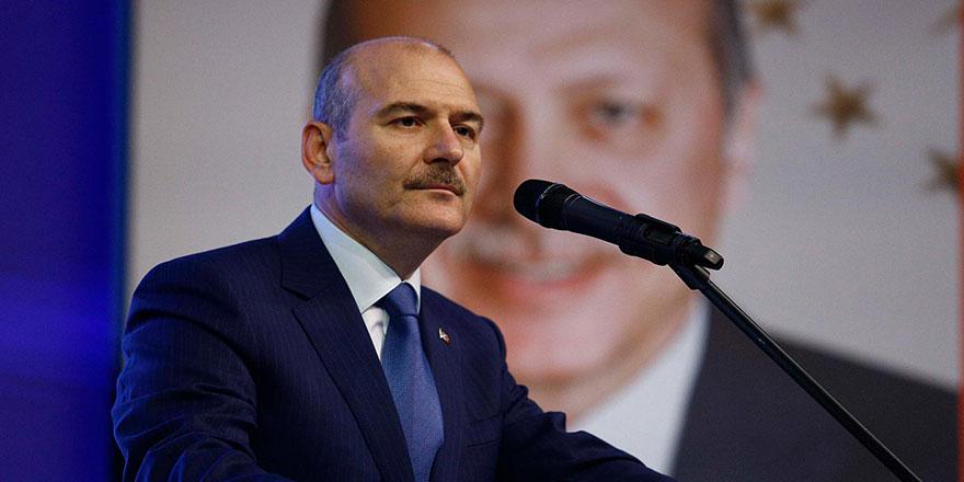 Bakan Süleyman Soylu özür diledi