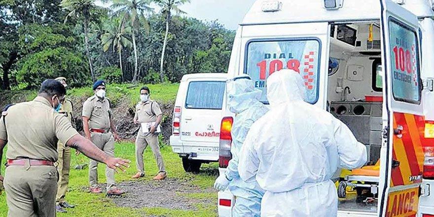 Koronavirüse yakalandı, ambulansta tecavüze uğradı
