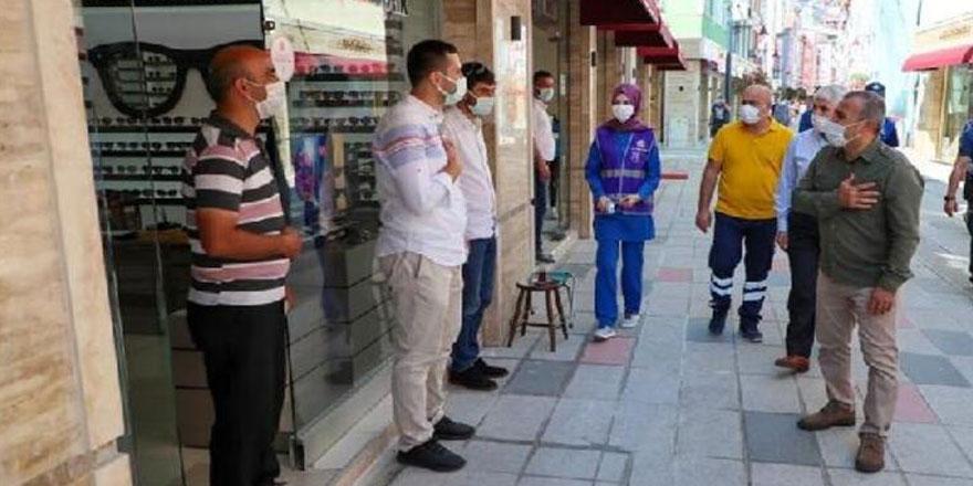 Sigara içmek yasaklandı