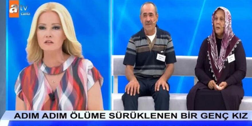ATV'de Canlı Yayında Şok! Müge Anlı'yı  canlı yayında tehdit!