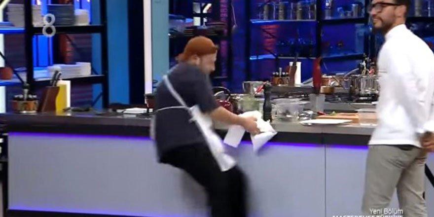 TV8'de Canlı Yayında MasterChef'te yürekler ağza geldi