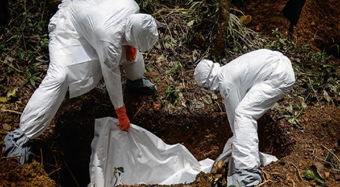 Ebola Salgınında Küresel Acil Durum!