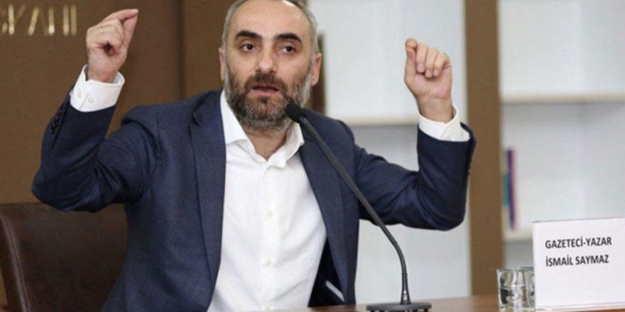 Gazeteci İsmail Saymaz'ın yeni adresi sözcü tv oldu