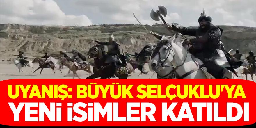 TRT 1'in yeni Dizisi Uyanış: Büyük Selçuklu'ya yeni isimler katıldı