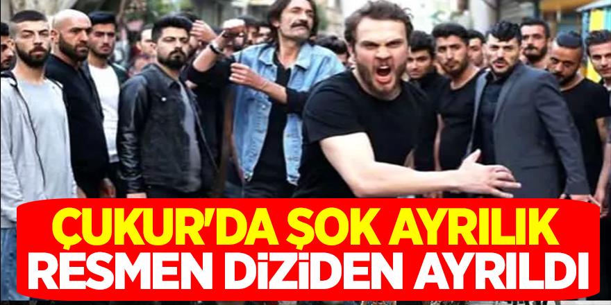 Çukur'da Şok ayrılık Resmen Diziden ayrıldı! Çukur sevenleri Show TV aradı...