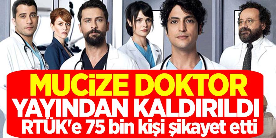 Mucize Doktor yayından kaldırıldı! RTÜK'e 75 bin kişi şikayet etti.. FOX TV'den Açıklama