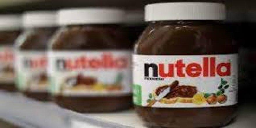 """Nutella'ya sorulan """" helal mi""""? Sorusuna verilen yanıt şaşırttı !"""