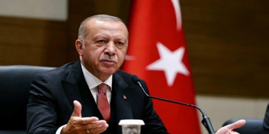 Erdoğan'dan video konferans ile önemli görüşme !