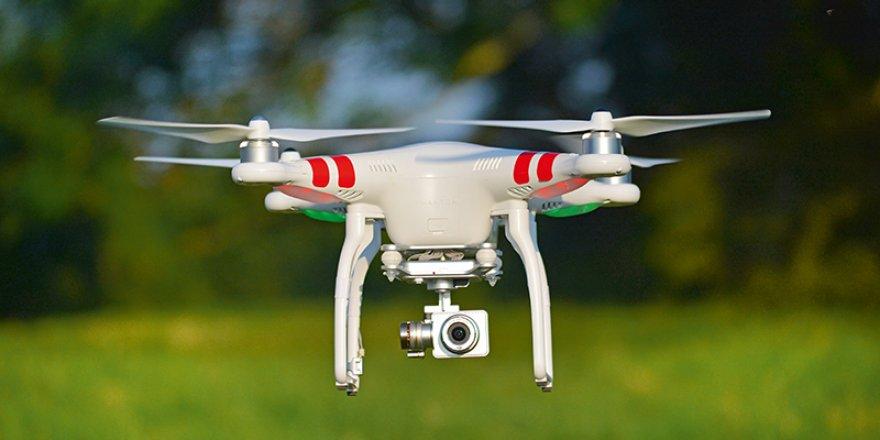 Drone Teknolojisi Şimdi de Enerji Sektöründe