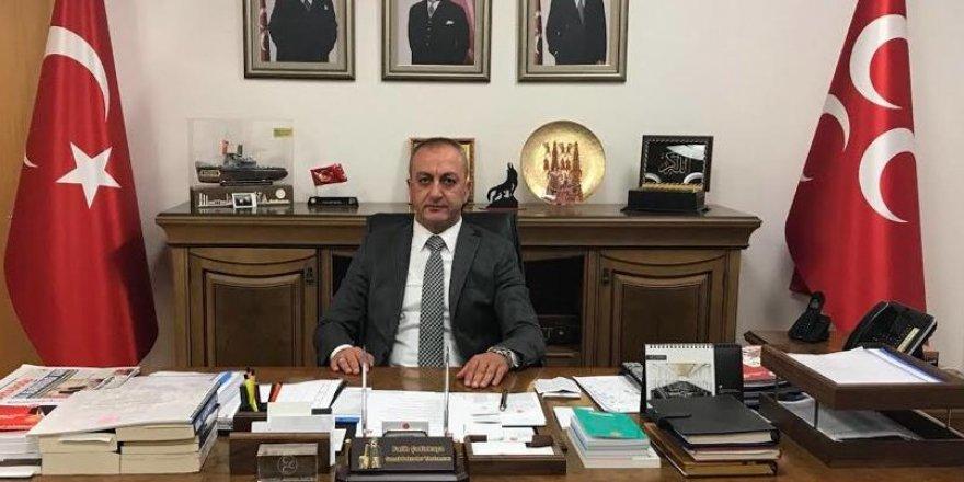 MHP'li Fatih Çetinkaya: Avrupa'nın Hayal Edemediğini Biz Başarmıştık