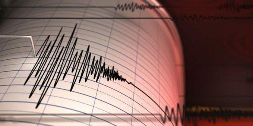 Yerköy'de korkutan deprem