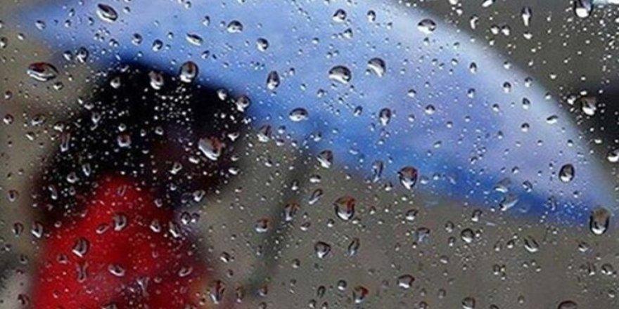 Meteoroloji Uyardı…O iller İçin Kuvvetli Yağış Geliyor!