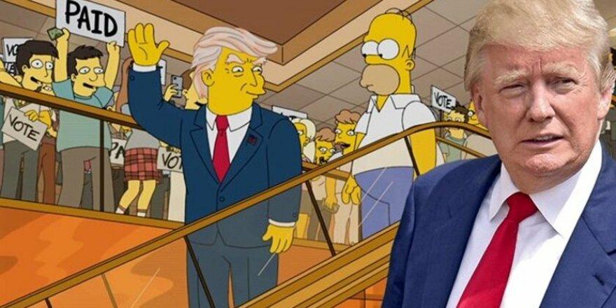 """""""Simpsonlar"""" Geleceği Nasıl Tahmin Ediyor? İşte Cevabı!"""