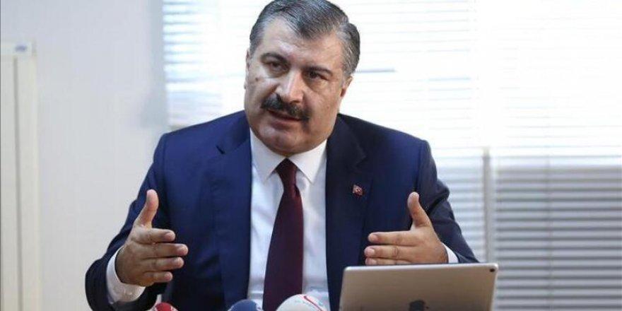 Sağlık Bakanı Koca'dan Kritik Uyarı: İki Virüsle Savaşmak Zorunda Kalmayalım