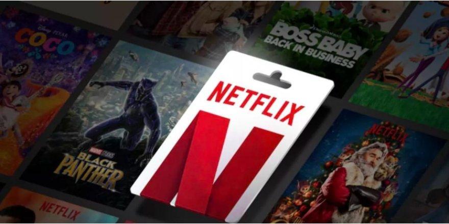 Netflix hisseleri yüzde 12'in üzerinde düştü