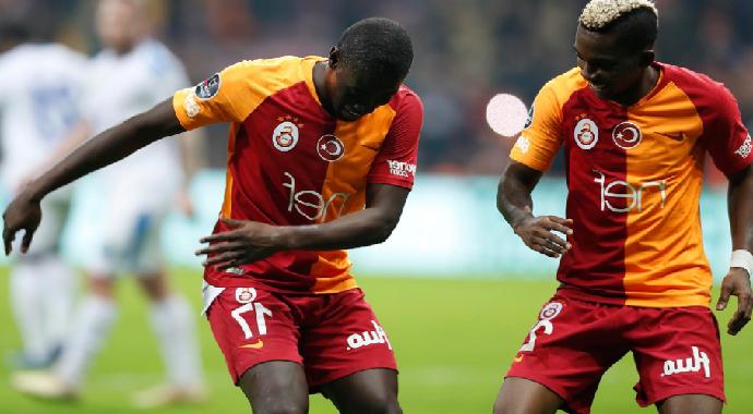 Galatasaray Real Madrid Karşısında Fırsat Tepti