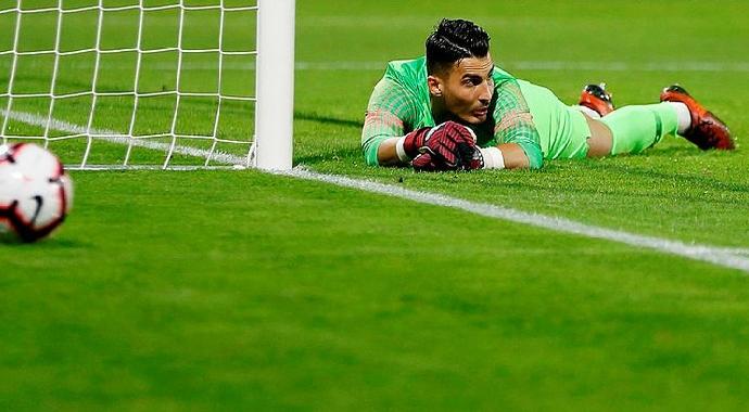 Trabzonspor Kalecisi Uğurcan'a Liverpool Kancası