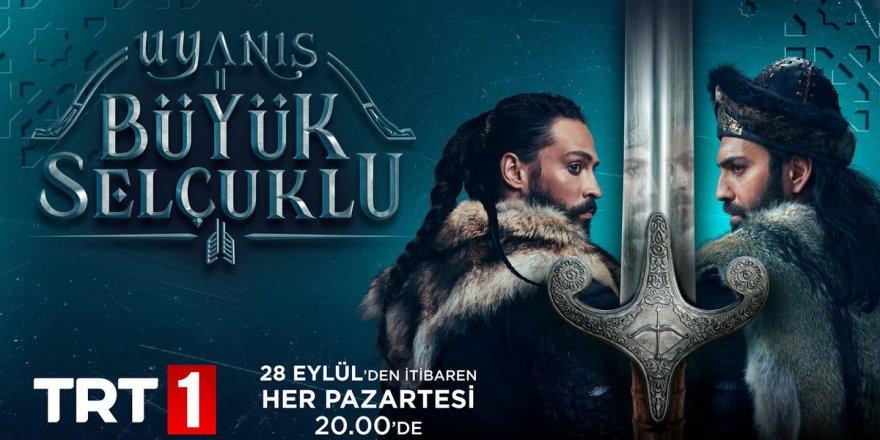 Hiçbir Türk dizisinde böyle savaş sahnesi yok !