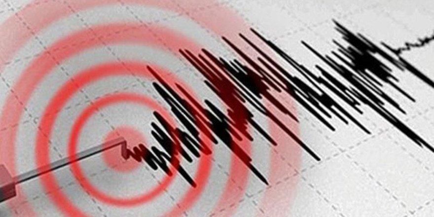 Antalya'nın Kaş İlçesinde Korkutan deprem