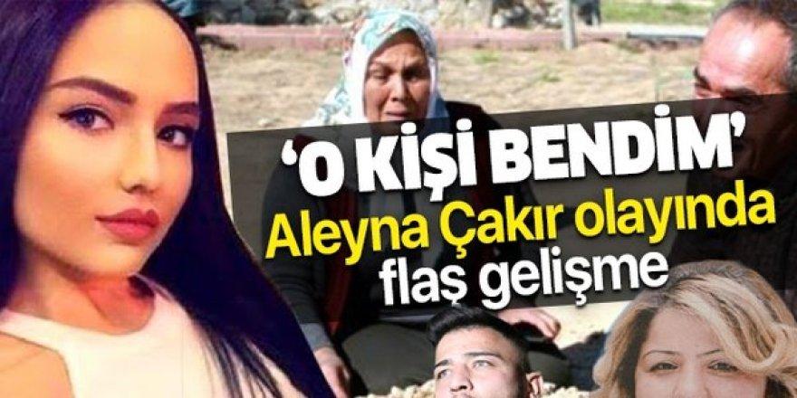 Müge Anlı'da Aleyna Çakır'ın ölümüyle ilgili gizli tanık konuştu! O kişi bendim