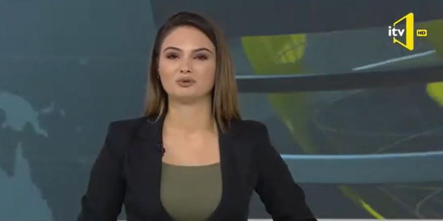 Kardeş Ülke Azerbaycan Türkü spiker müjdeyi gözyaşları içinde anlattı