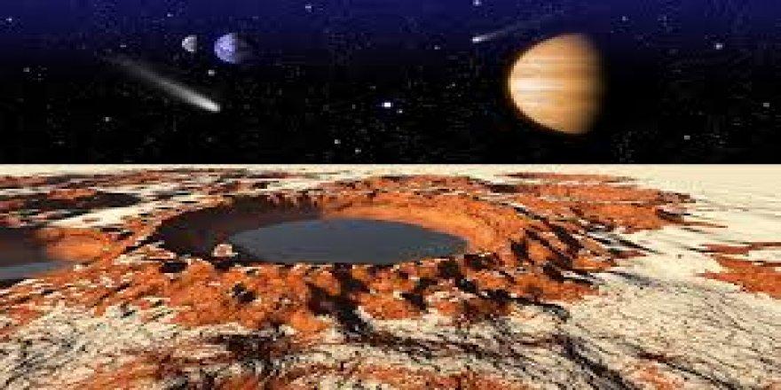 Kızıl Gezegen Mars'ta Şaşkınlık Yaratan Keşif!