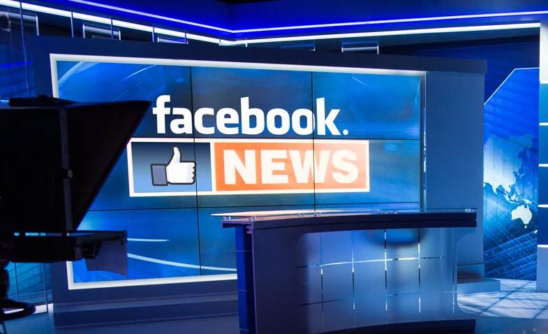 Facebook Haber Sektörüne Atılıyor