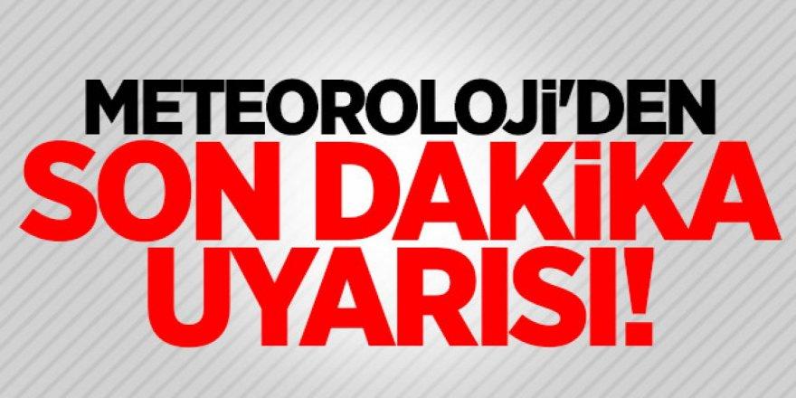 Meteoroloji Türkiye'de Sağanak Yağışların Haberini Verdi! İstanbul, Ankara ve İzmir Hava Durumu
