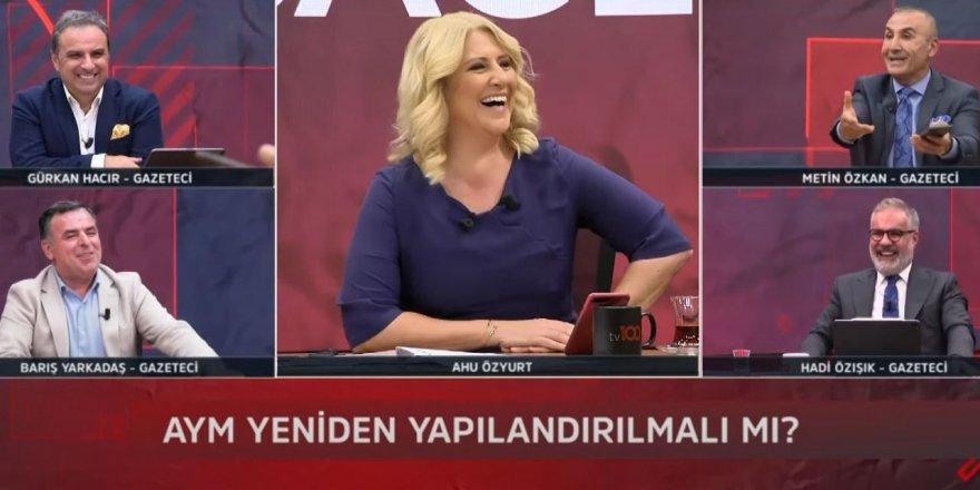 Gazeteci Metin Özkan'a Gelen Mesaj Kahkaha Tufanı Yarattı