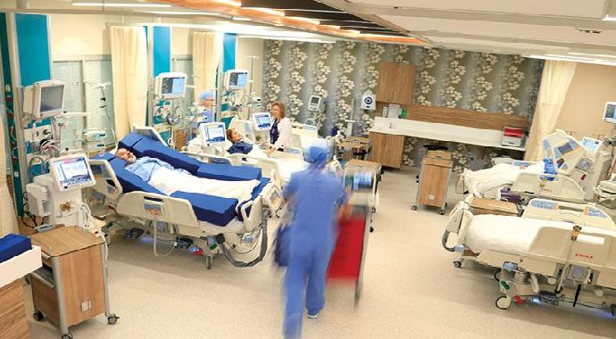 Gerçek Hastanede Ortaya Çıktı