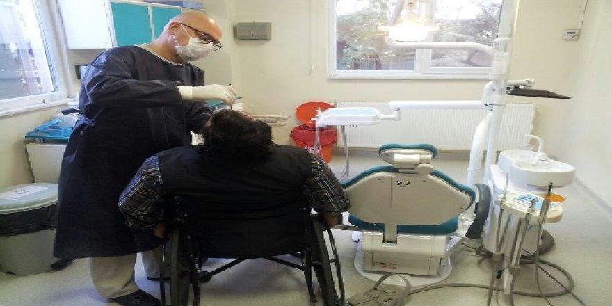 Engellilere Özel Diş Hastanesi Hizmete Açıldı