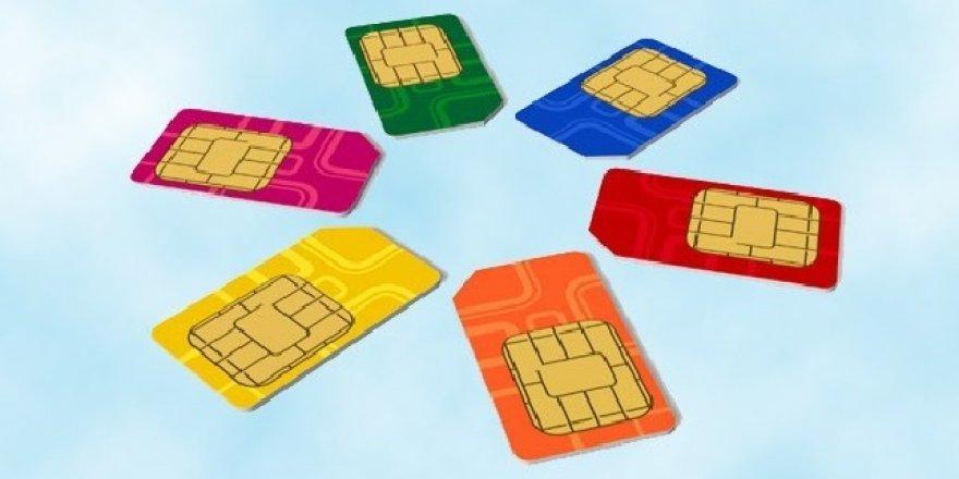 Telefonlarda Sim Kart Devri Resmen Kapanıyor