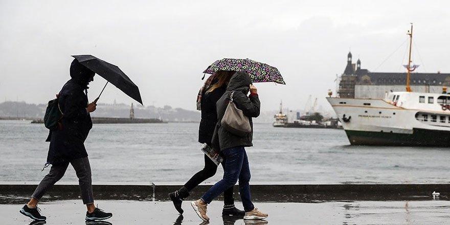 Meteorolojiden O iller için şiddetşi yağış uyarısı