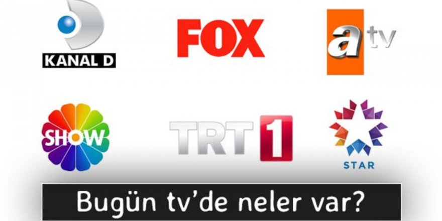 Bugün TV Akışında Hangi Diziler Var?