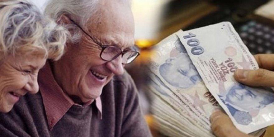 Emeklilerin Maaşında Artış! Emeklilere 400 TL'ye Varan Zam Müjdesi…