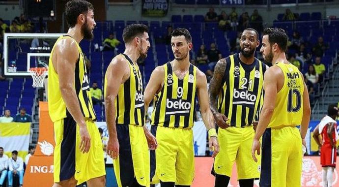 Fenerbahçe Beko Kâbusu Yaşadı