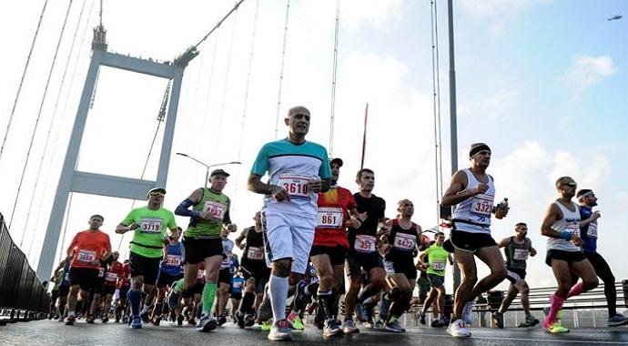Maratonda Kapalı Olacak Yollar