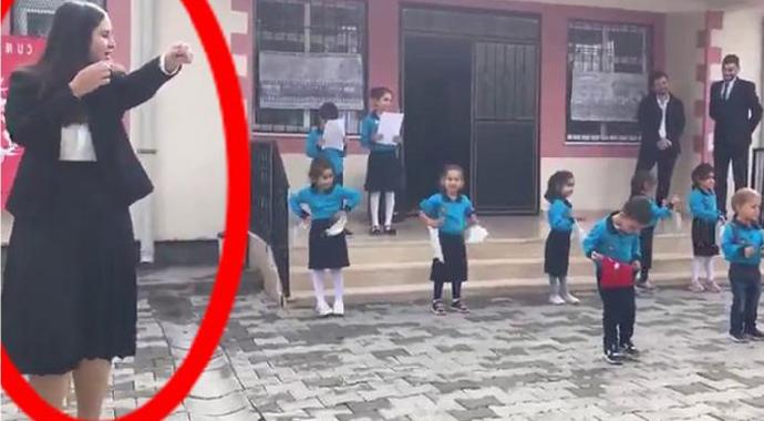 Türkiye Seçil Öğretmene Sahip Çıktı