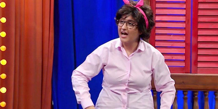 Güldür Güldür Show'un Naime'si Ecem Erkek'ten Kötü Haber