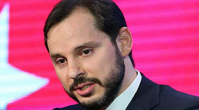 Ekonomi Bakanı Berat Albayrak'ın istifası kabul edildi mi ?