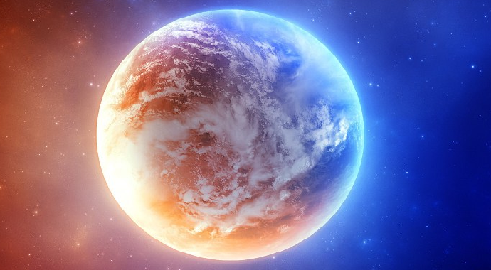 NASA'nın Rotası 21 Öte Gezegen