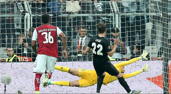 Beşiktaş Braga Deplasmanında!