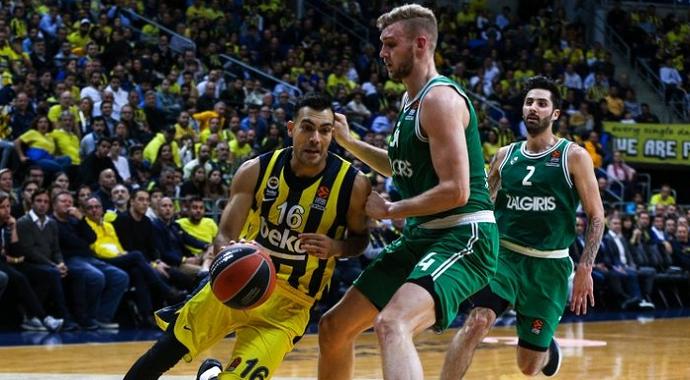 Fenerbahçe Beko Kritik Sınavda