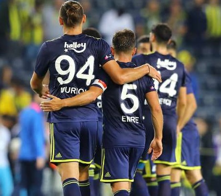 Fenerbahçe'ye Sevindirici Haber